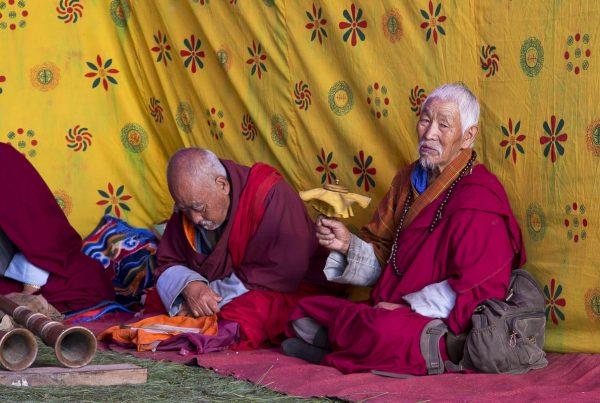 Bhutan - Gangtey Village Festival - November 13, 2014