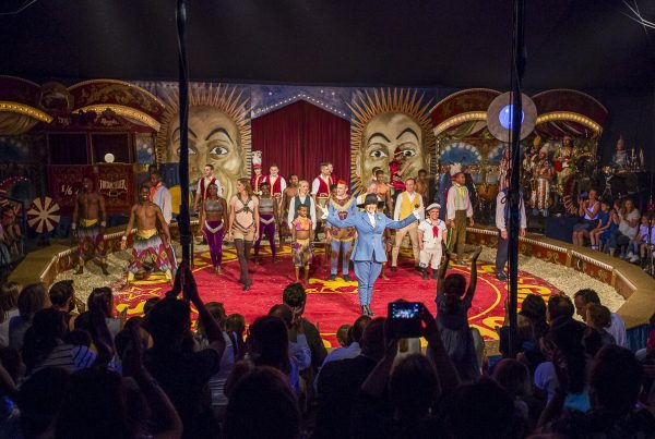 Giffords Circus - Moonsongs, Circus Finale, Chiswick House - June 18, 2015