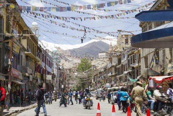 Ladakh - Leh - June 20, 2012