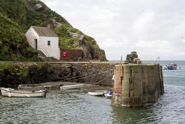 Pembrokeshire - Porthgain Harbour - August 13, 2012