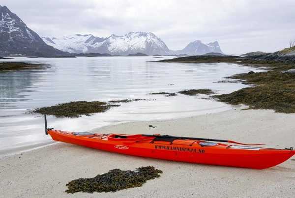 Norway – Senja and Vesteralen - Hamn Kayaking - May 18, 2017